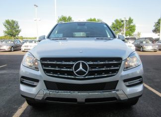 2012 Mercedes-Benz ML350-2