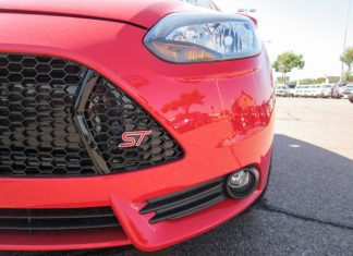 2014 Ford Focus ST-2