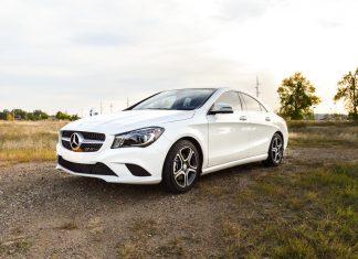 2014 Mercedes Benz CLA250-1