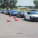2nd Annual Luxury Auto Mall Autocross-20