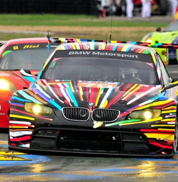 BMW M3 GT3 Art Car