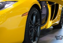 2013 McLaren MP4-12C - Short Shift
