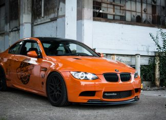 BMW E92 M3 - Short Shift