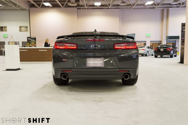 Twin Cities Auto Show 2016 - Short Shift-15