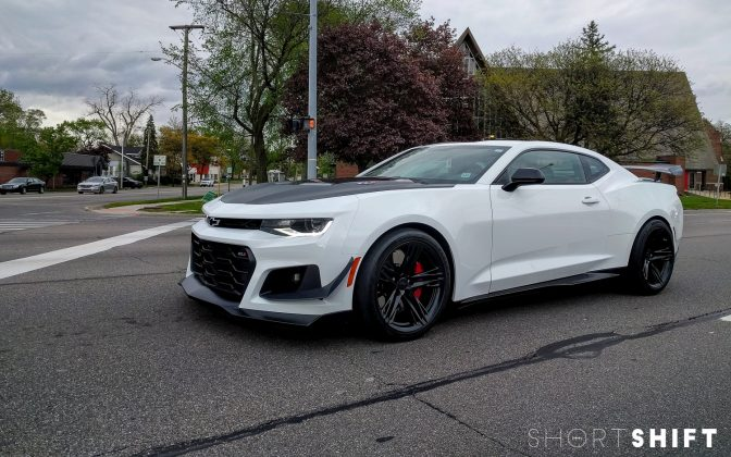 2018 Chevrolet Camaro ZL1 1LE - Short Shift-1