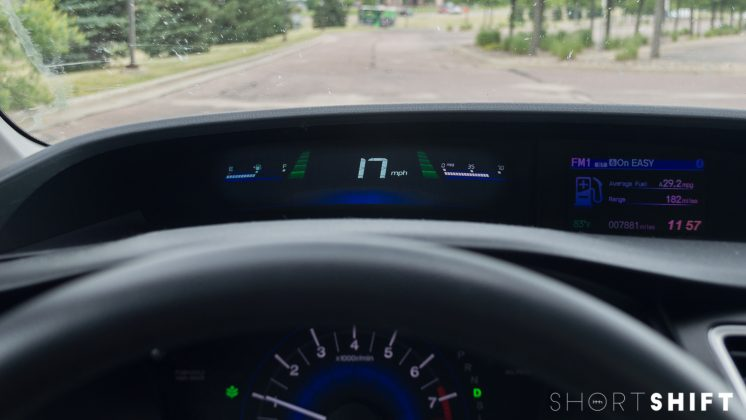 2014 Honda Civic LX - Short Shift-7