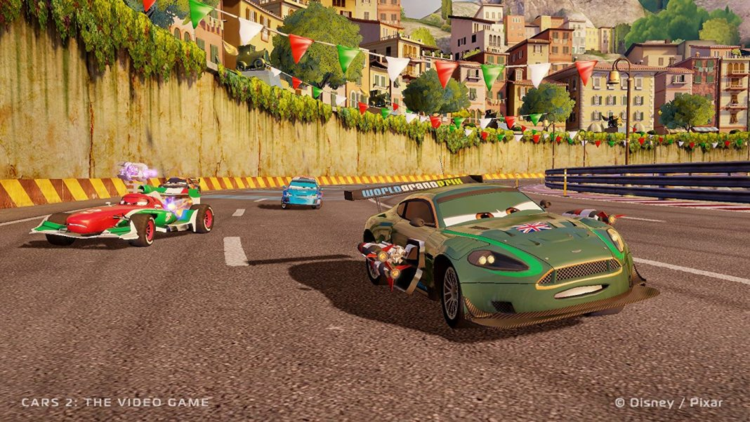 Cars 2 Video Game-3