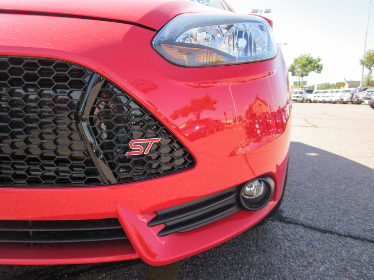 2014 Ford Focus St 2 Lights