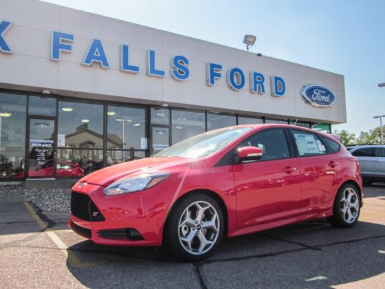 2014 Ford Focus ST-3