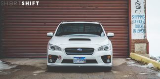 2015 Subaru WRX Wallpaper - Short Shift