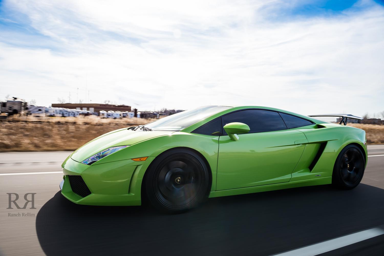MNE&S - Lamborghini Gallardo