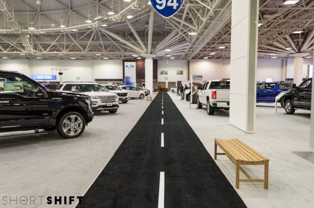 Twin Cities Auto Show 2016 - Short Shift-28