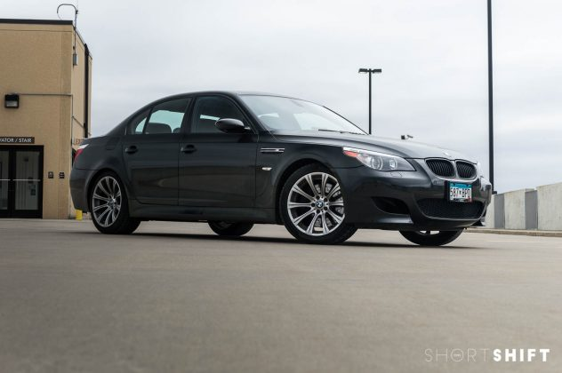 2007 BMW M5 - Short Shift-2