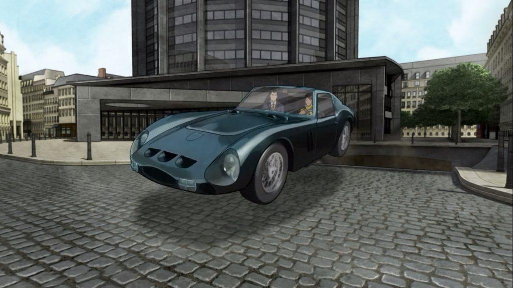 Ferrari 250 GTO - Archer Season 1
