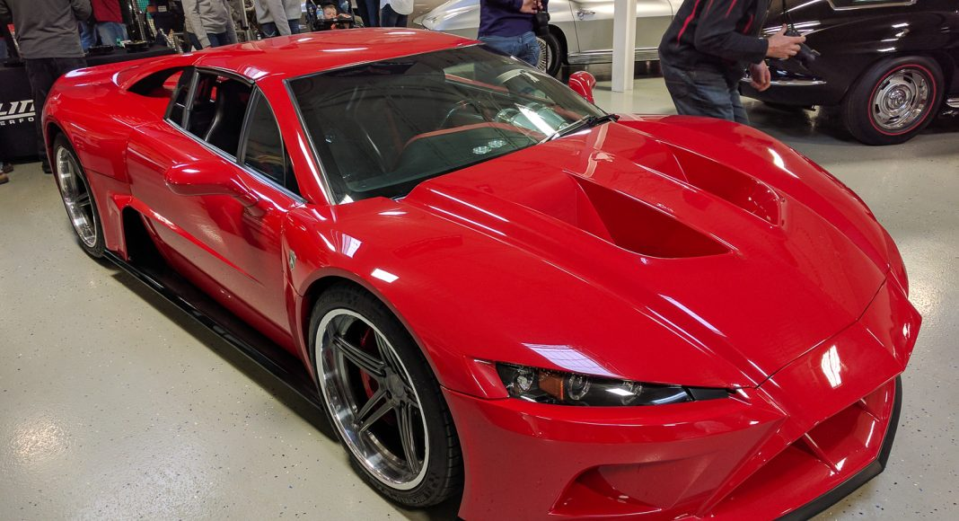 The Lingenfelter Collection - Short Shift-29