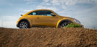 2017 Volkswagen Beetle Dune - Short Shift-7