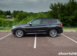2018 BMW X3 M40i - Short Shift-3