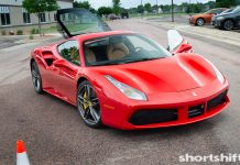 Ferrari 488 GTB - Short Shift-5