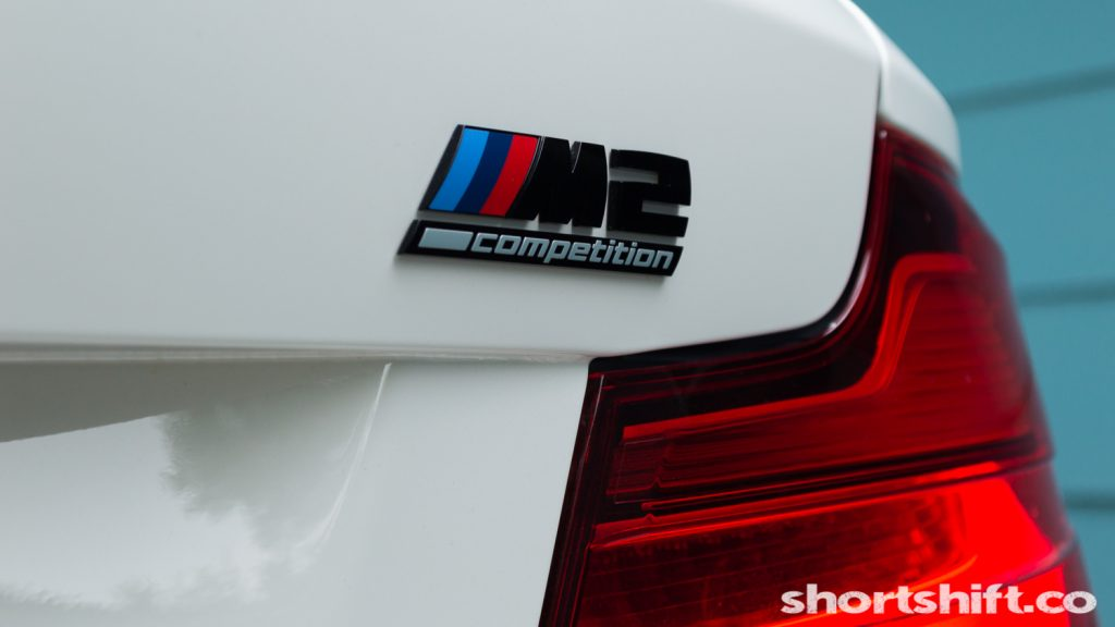 2019 BMW M2 Competition - Short Shift-5